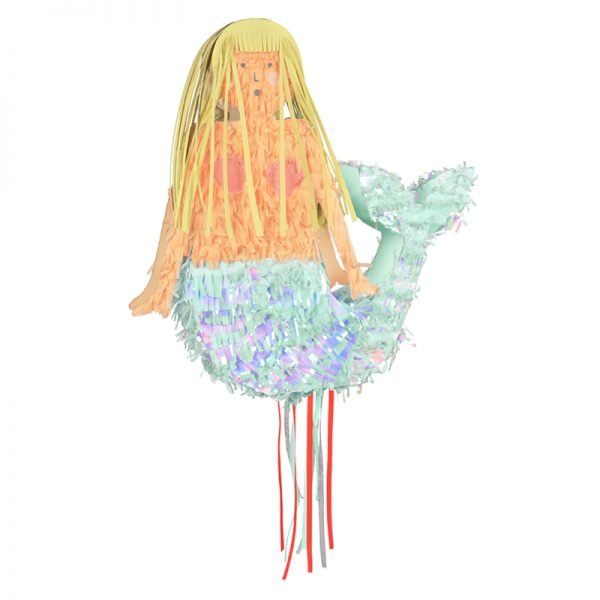 Meerjungfrau Pinata zum Befüllen
