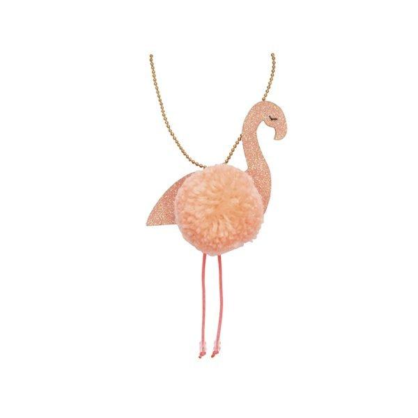 Flamingo Halskette