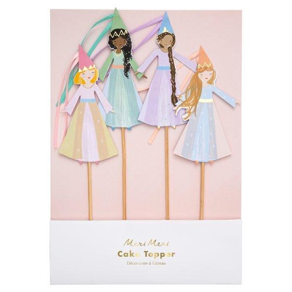 Prinzessinnen Tortentopper