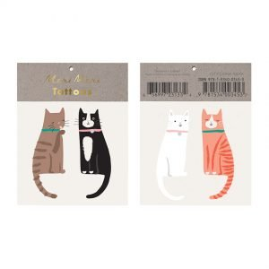 liebe Katzen Tattoos