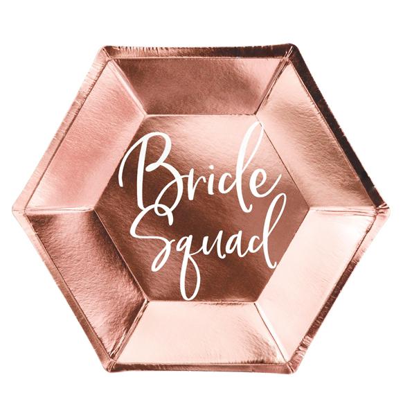 Teller Bride Squad
