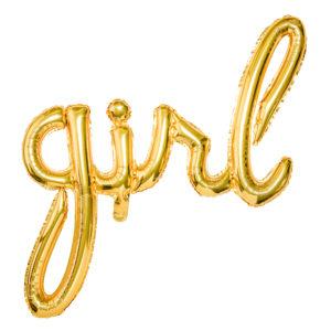 Girl Girlande