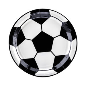Fußball Teller