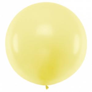 Riesenballon gelb